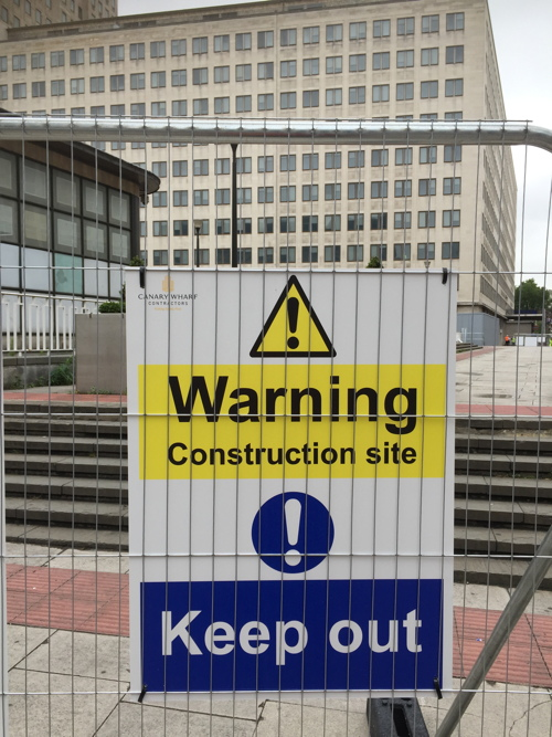 Turning Shell Centre into Southbank Place: 4 years of work starts