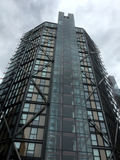 Asking price for Neo Bankside penthouse cut by a third to £15m