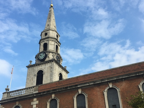 St George's Church says sorry for all-night bell-ringing