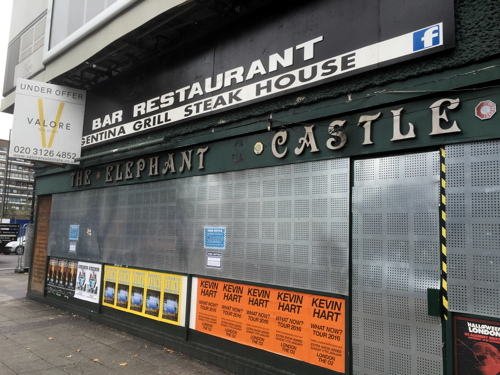 Elephant & Castle pub to reopen as part of Antic group