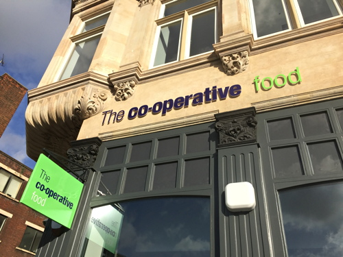 The Co-operative Food opens Waterloo and Bankside stores