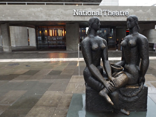 Four South Bank sculptures given listed status