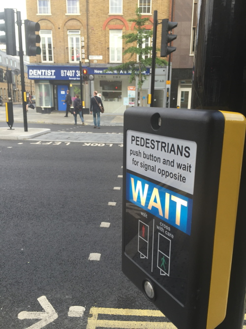 Borough High Street gains long-awaited pelican crossing