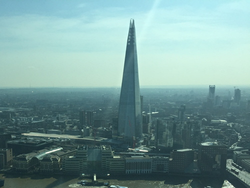 Shard tenants to face 60 per cent hike in business rates