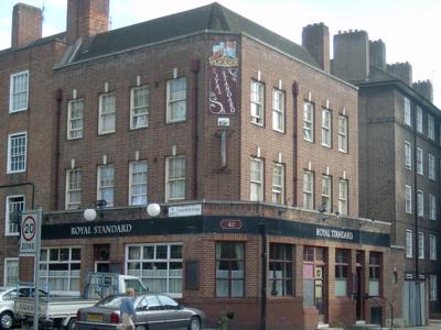 Former Royal Standard pub set for redevelopment