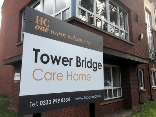 Tower Bridge Care Home rated 'good' by watchdog