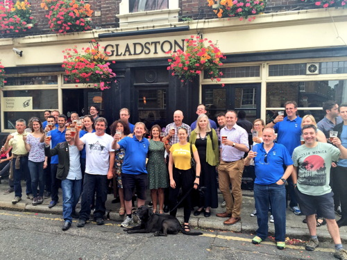 Neil Coyle and CAMRA highlight continued threat to Gladstone Arms