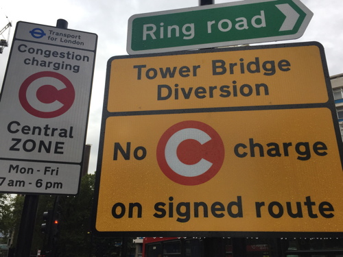 Tower Bridge closure congestion 'not as bad as we thought' - TfL