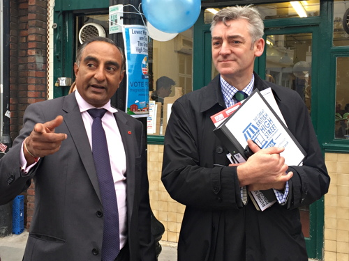 Judges in Waterloo as high street contest enters final fortnight