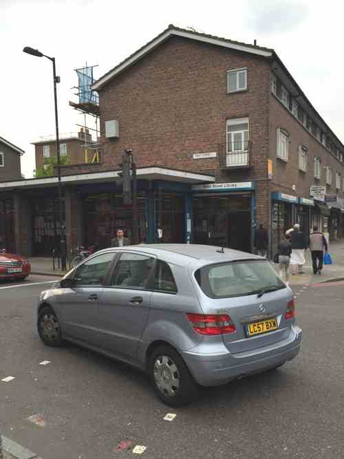 Old Kent Road: TfL to consider pedestrian lights at East Street