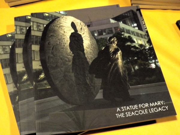 A Statue for Mary: new book tells story of Seacole memorial