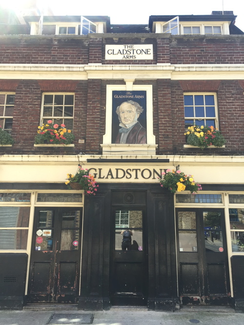 Gladstone Arms to reopen as Pegz N
