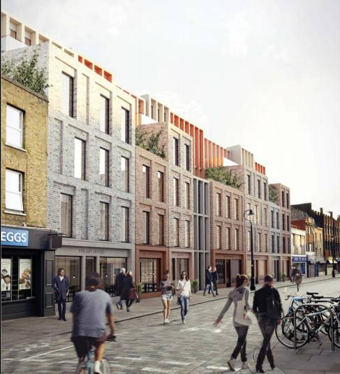 Another hotel for Lower Marsh gets Lambeth approval