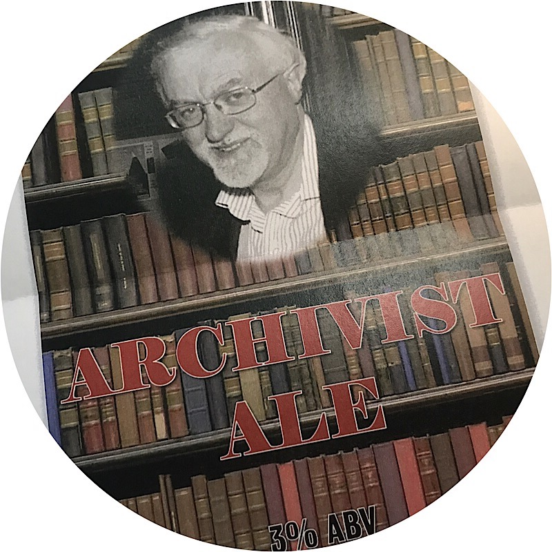 Archivist Ale: Royal Oak's tribute to Stephen Humphrey