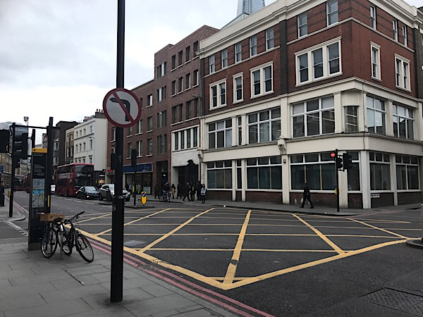 TfL sets aside opposition to Borough High Street cycle crossing