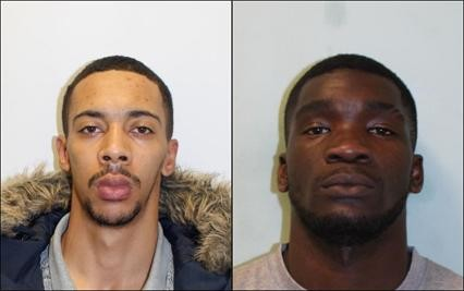 Two jailed for 'gratuitous' attack on Bermondsey brothers