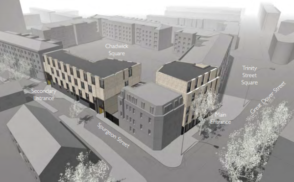 Great Dover Street hotel extension plans approved