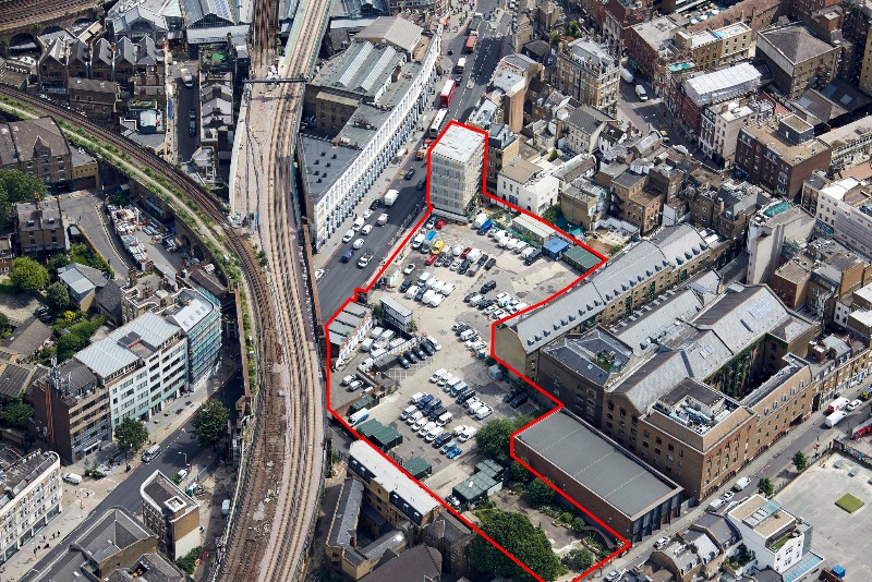 TfL picks developer for Southwark Street scheme