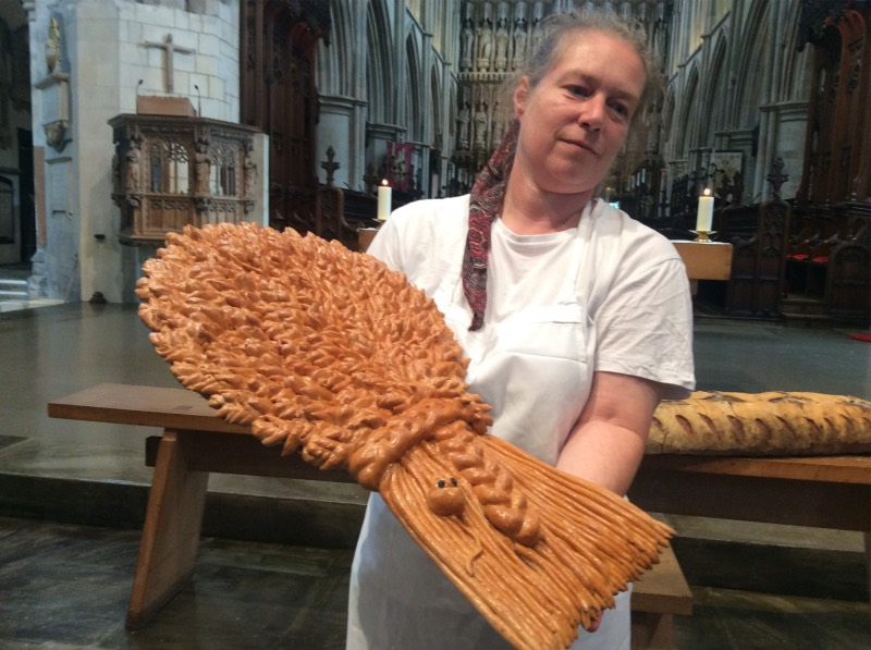 Lammas observed at Borough Market and Southwark Cathedral