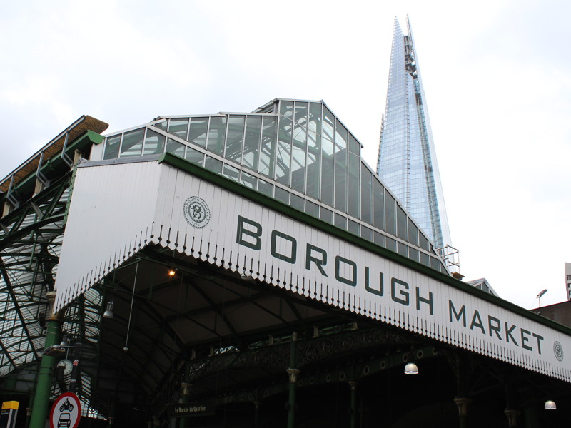 Borough Market: GLA offers extra funds to covers traders' losses