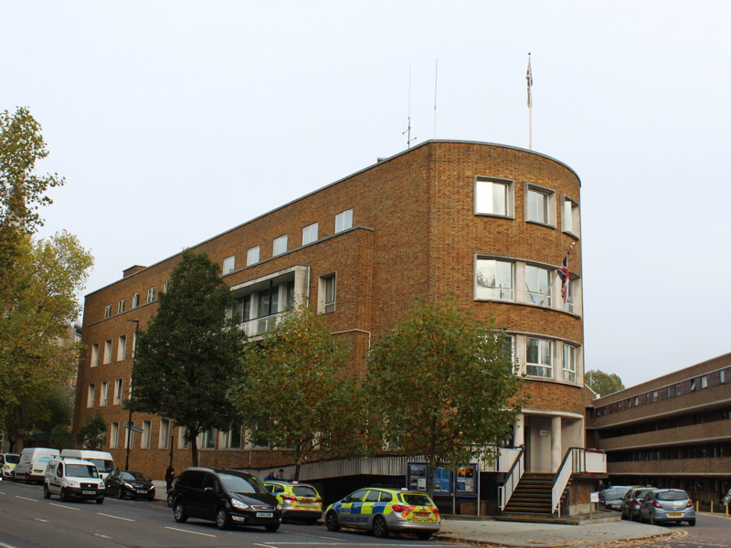 Kennington Police Station