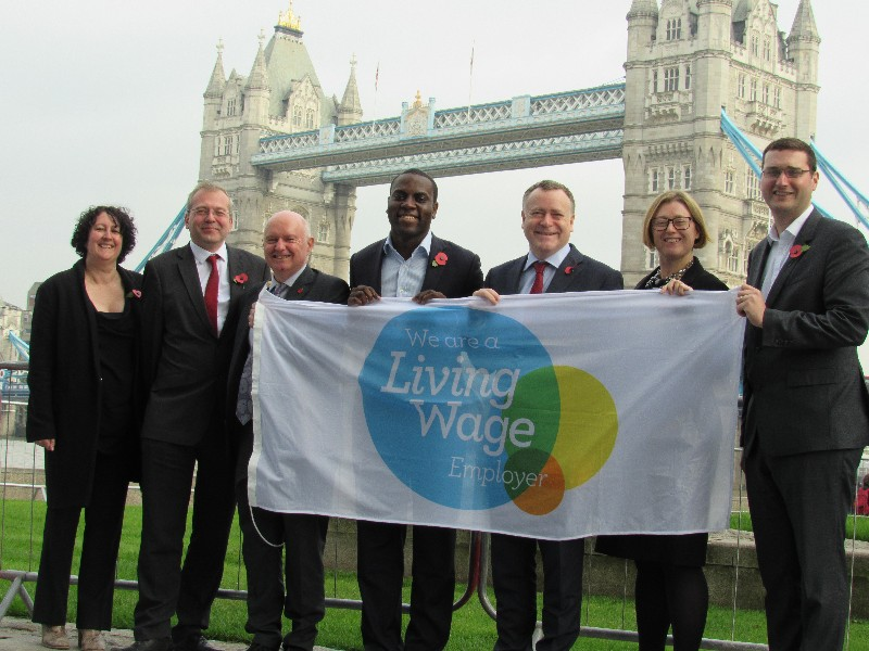 Southwark urges local firms to pay London Living Wage