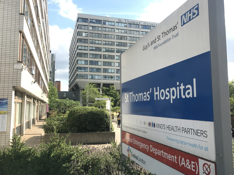Hospital bosses go public on plans to bring Royal Brompton to SE1