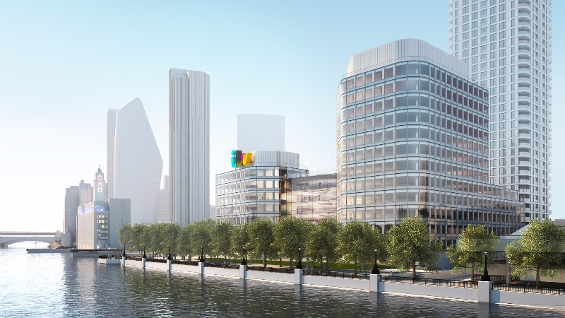 ITV gets go-ahead to redevelop old LWT complex on South Bank