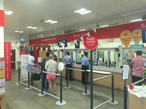 Blackfriars Road Post Office: privatisation plans confirmed