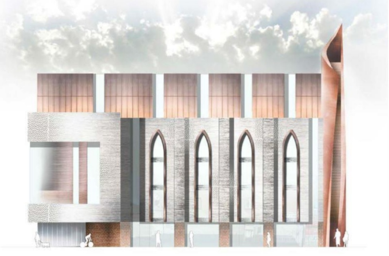 Old Kent Road Mosque: redevelopment plans published