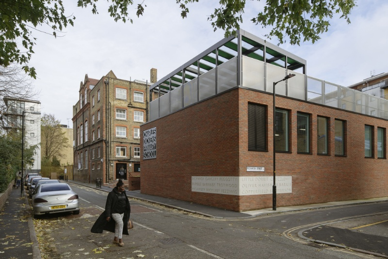 Seven SE1 buildings win RIBA London awards
