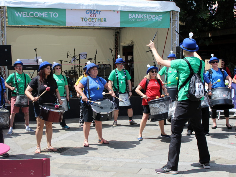 The Great Get Together Bankside returns for second year