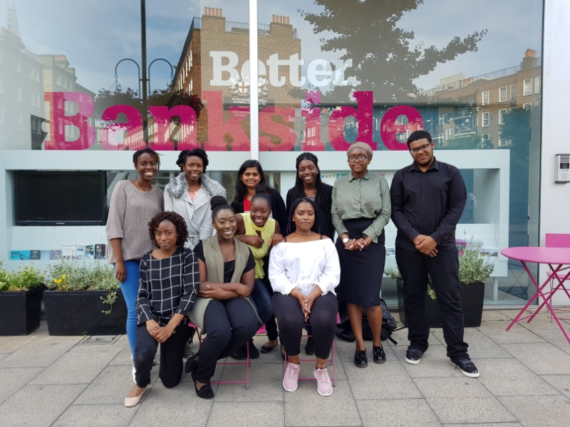 16 to 21-year-olds invited to join Better Bankside Events Academy