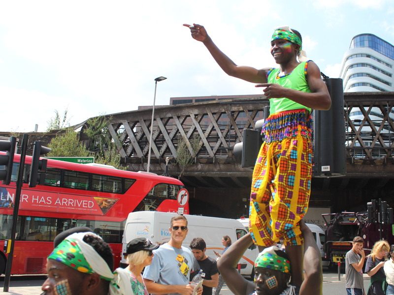 Pictures: Waterloo Carnival celebrates 15th year