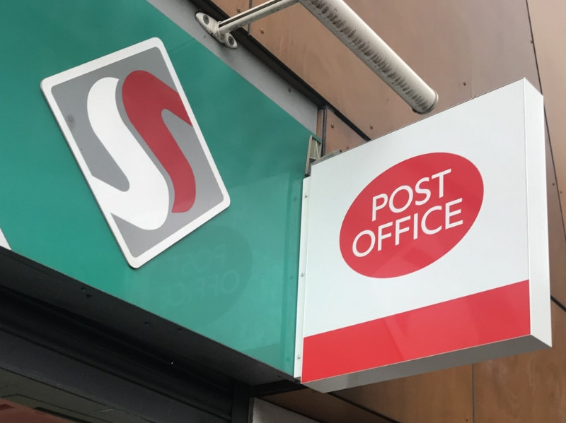Select & Save Post Office SE1