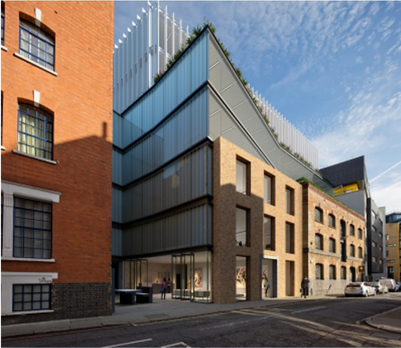 Tanner Street Dragons' Den warehouse development approved