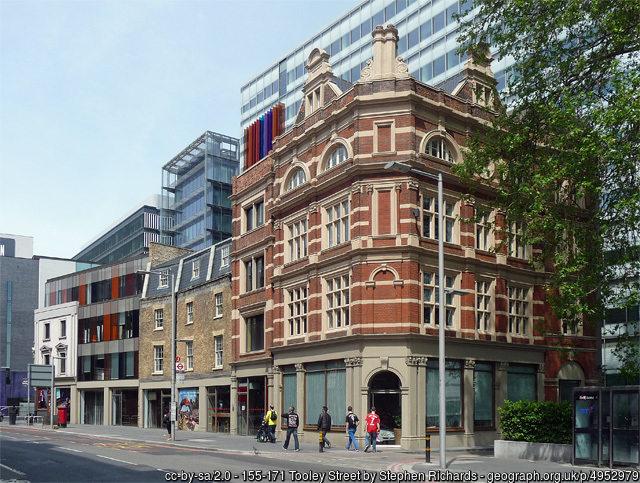 The Body Shop to move headquarters to Tooley Street
