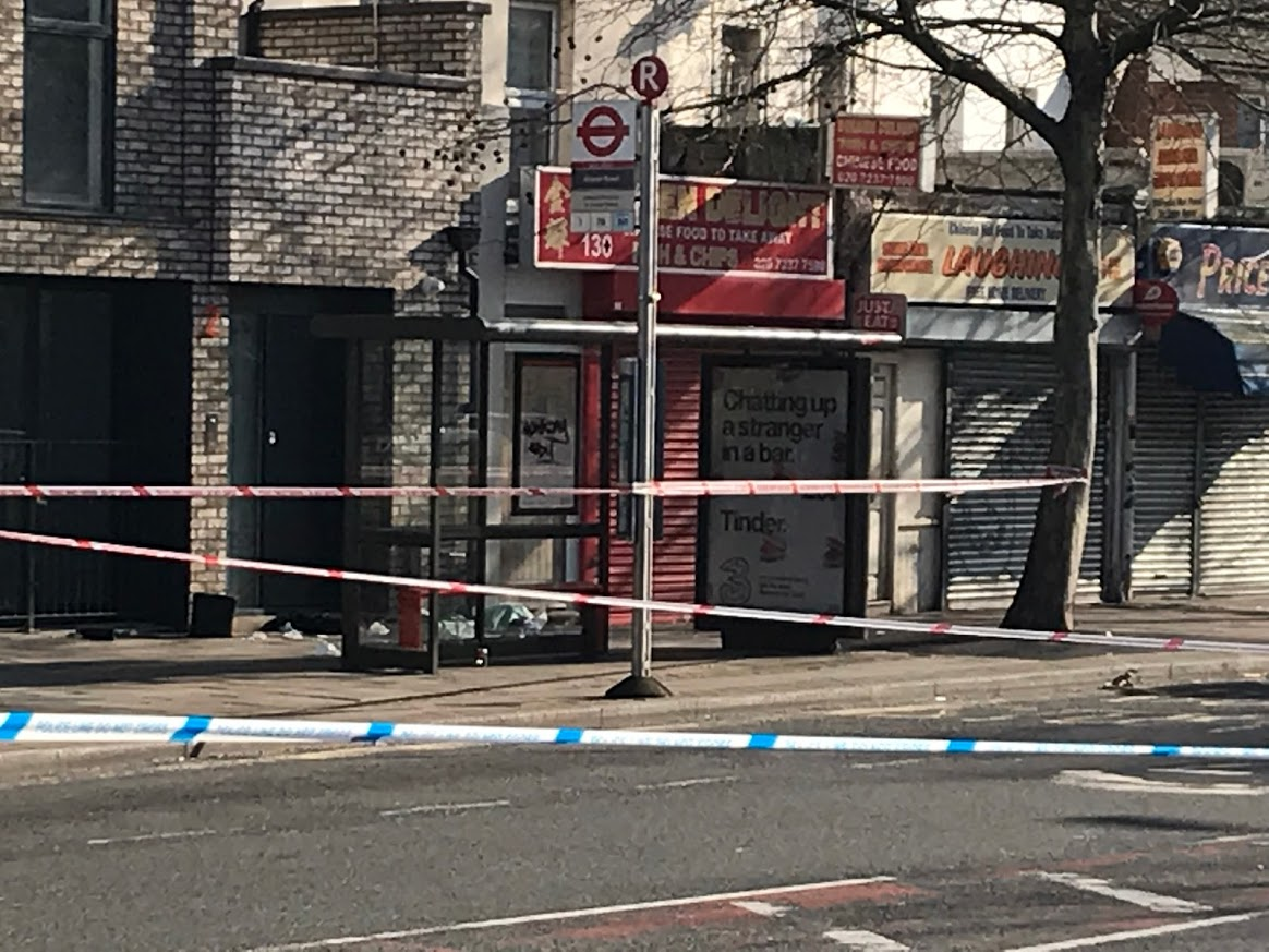 New appeal for witnesses to Grange Road stabbing
