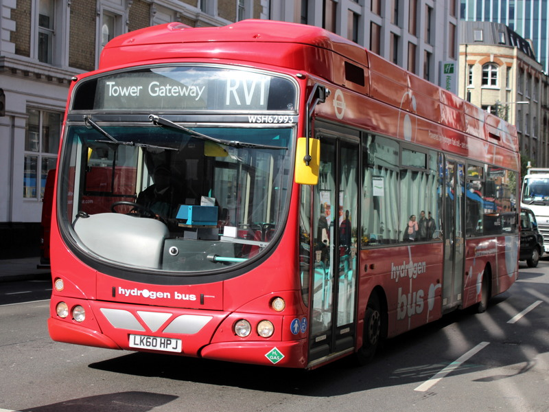 TfL confirms RV1 will be axed in central London bus changes