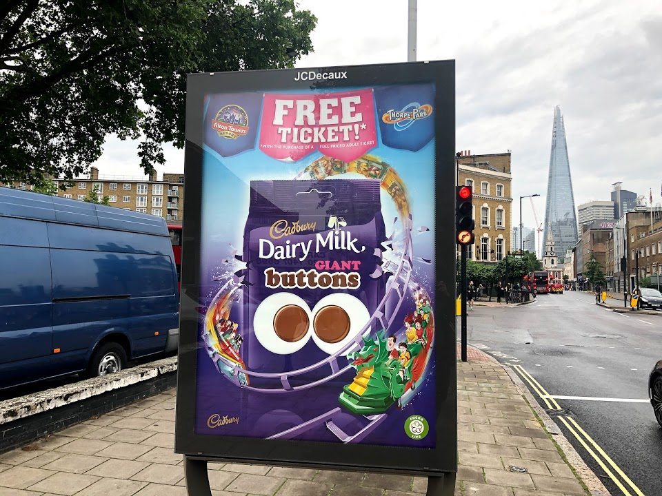 Southwark bans junk food and alcohol ads from council billboards
