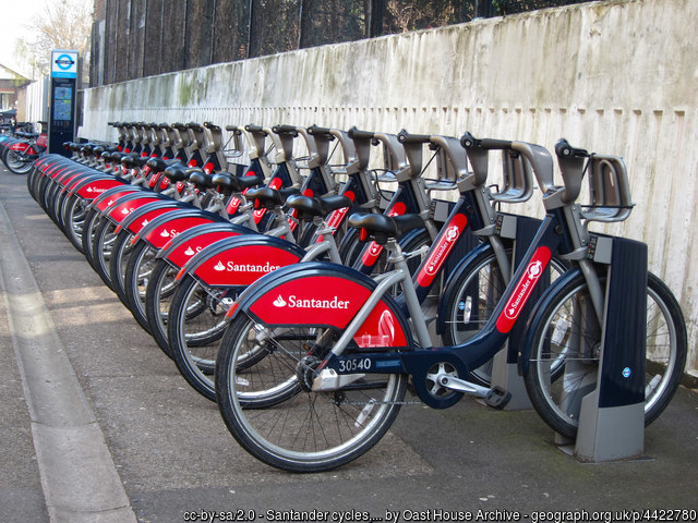 TfL planning extra Santander Cycles docks at London Bridge