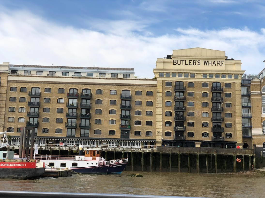 Butler's Wharf: have your say on the riverside