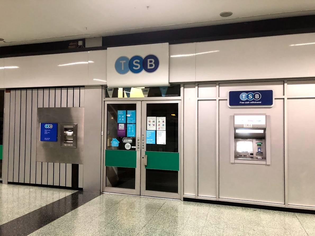 TSB sets date for closure of Elephant & Castle branch
