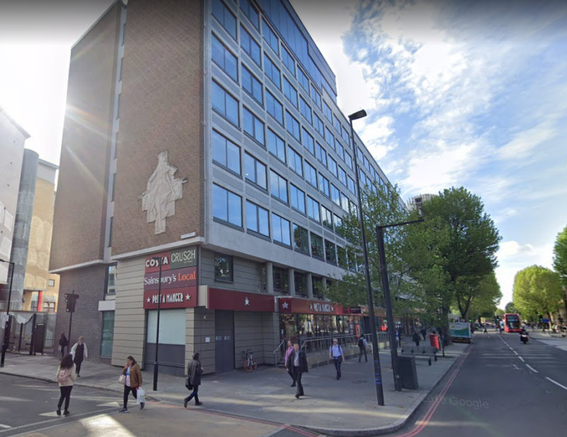 'Lean luxury' Ruby hotel in tweaked 160 Blackfriars Road scheme