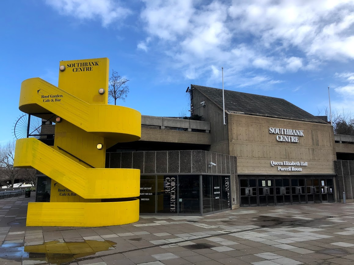 Culture sec grants QEH and Hayward Gallery immunity from listing