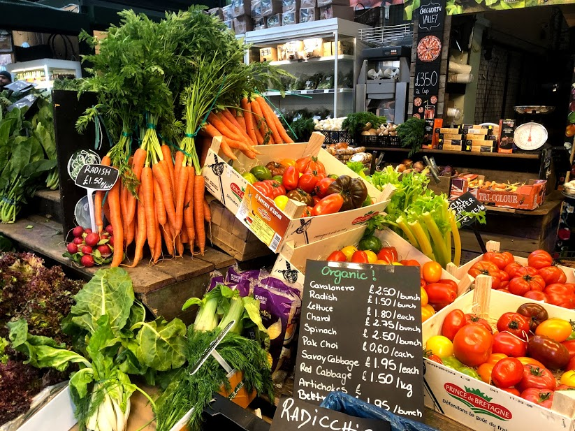 Borough Market expands home delivery service to keep London fed