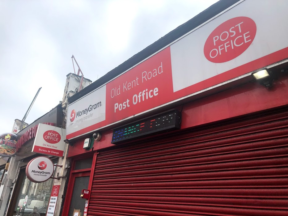 'Unclear' when Old Kent Road Post Office will reopen, say bosses