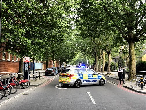 Man stabbed to death in Great Dover Street fight