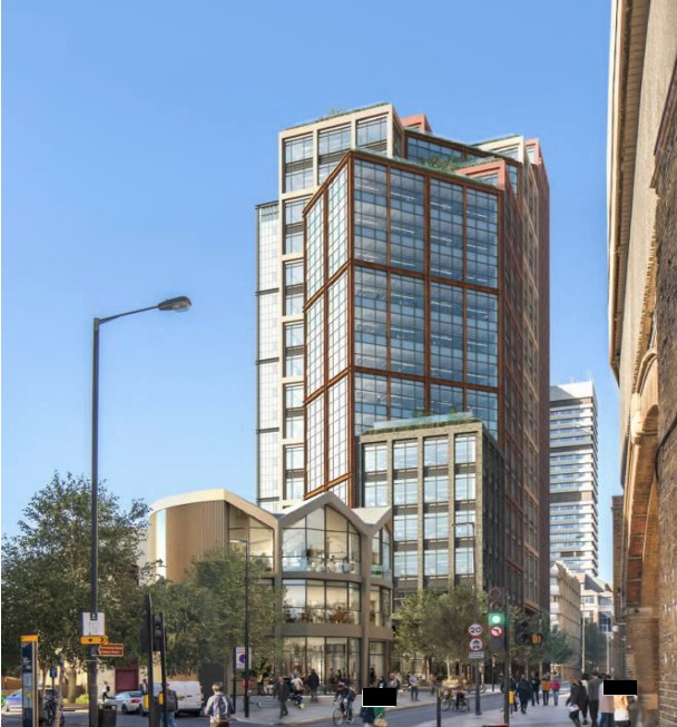 St Thomas Street: 20-storey scheme at Vinegar Yard turned down