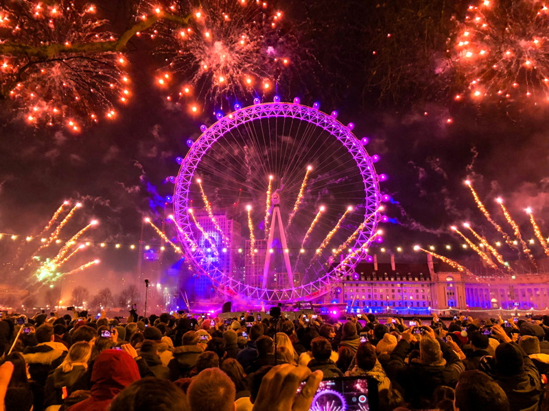Will London see in 2021 with the usual fireworks display? [11 July 2020]